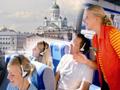 1時間半でひとまわり!快適バスで行くヘルシンキ市内観光ツアー<日本語オーディオガイド付/ヘルシンキ発>