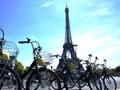 電動自転車で行くパリ市内観光 パリの隠れた魅力と秘密を発見!<日本語ガイド>
