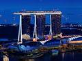 シンガポール ジュエルイルミネーションツアー(リバーボート乗船付き)<夕食付き>