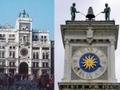 スムーズに入場! サンマルコ広場の時計塔 入場チケット予約<ヴェネツィア発>
