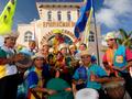 船上とビーチでディナーショー カリビアン・カーニバル/アサルトピラタ<カンクン発>