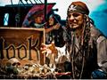 大迫力の海賊ディナーショー キャプテン・フック・ディナークルーズ<カンクン発>