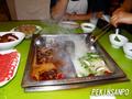北京・人気の店での夕食と夜の天安門広場散策・チャーターツアー
