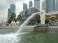 シンガポールまるごと市内観光ツアー(リバーボート乗車)<半日/昼食付き>