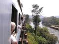 マニアック・カンチャナブリ 観光ツアー<1日/象のトレッキング/いかだ下り体験/泰緬鉄道乗車体験/昼食付>