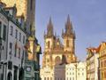 トラムと徒歩で巡るプラハ市内観光ガイドツアー <日本語ガイド/4〜6時間/プラハ発>