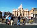 地元っ子の目線で旅する!自転車で巡るローマ市内観光ツアー<午前/ローマ発> by Italy Segway Tours