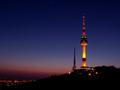格安!Nソウルタワー夜景+漢江遊覧船ナイトツアー