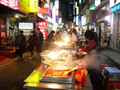 釜山の夜を楽しむ「夜景と繁華街、屋台巡り」 ナイトツアー<釜山発>