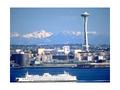 マリナーズ本拠地セーフコフィールドも訪れます! シアトル半日市内観光ツアー<日本語ガイド>