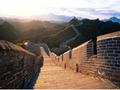 北京観光ハイライト (天安門+故宮+景山+八達嶺+鳥の巣+水立方+茶芸)1日観光ツアー