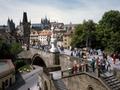 チェコ歴代の王の足跡を巡るプラハ半日観光ウォーキングツアー<午後/プラハ発>