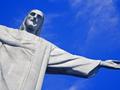 あのキリスト像に会いに行こう!コルコバードの丘散策ツアー<リオ・デ・ジャネイロ発>