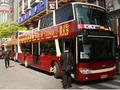 オープントップバスで上海市内1日観光<昼食付き>