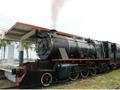 北ボルネオ鉄道-蒸気機関車で行く半日観光ツアー<コタキナバル発>