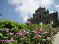 マカオ発着 マカオ世界遺産30ヶ所1日観光ツアー<昼食付き>