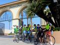 自転車で回る観光スポット! ハリウッド・サイクリングツアー<午前/英語ガイド>
