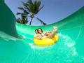 ウォータスライダーで遊びつくそう!バリ島最大級のプール施設ウォーターボム1日パス<送迎・ランチ選択可>