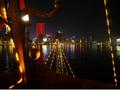 貸切チャーターで行く!サイゴン川ディナークルーズとホーチミンの夜景ツアー<ホーチミン発>