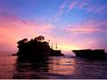 夕暮れ時のタナロット寺院 美しいサンセットを体験!<夕方/日本語ガイド>