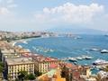 イタリア南部の陽気な都市 ナポリ市内半日観光ツアー<午後/3時間/英語ガイド/ナポリ発>
