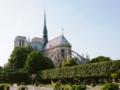 待たずに入場!ゴシック建築の傑作 サント・シャペル&ノートルダム大聖堂観光ツアー<午前/英語ガイド>