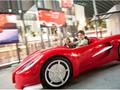 フェラーリ・ワールド・アブダビ(Ferrari World Abu Dhabi) 入場チケット + 往復送迎<ドバイ発>