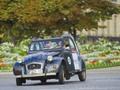 レトロな2CVで行く!美しいパリの庭園を巡るツアー<チャーター観光/1時間半〜3時間/英語ドライバー/パリ発>