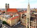 【プライベートツアー】見どころ凝縮!ミュンヘン市内4時間観光ツアー<車貸切/ミュンヘン発>
