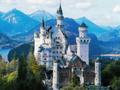 【プライベートツアー】ドイツ一の観光名所!ノイシュバインシュタイン城&ヴィースの巡礼教会8時間観光ツアー<車貸切/ミュンヘン発>