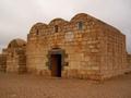 【プライベートツアー】砂漠の城を巡る アムラ城&アズラック城&ハラナ城 1日観光<車貸切/昼食付き/アンマン発>