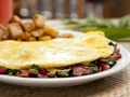 エッグスンシングス アラモアナ店 ディナー & タンタラスの丘夜景ツアー